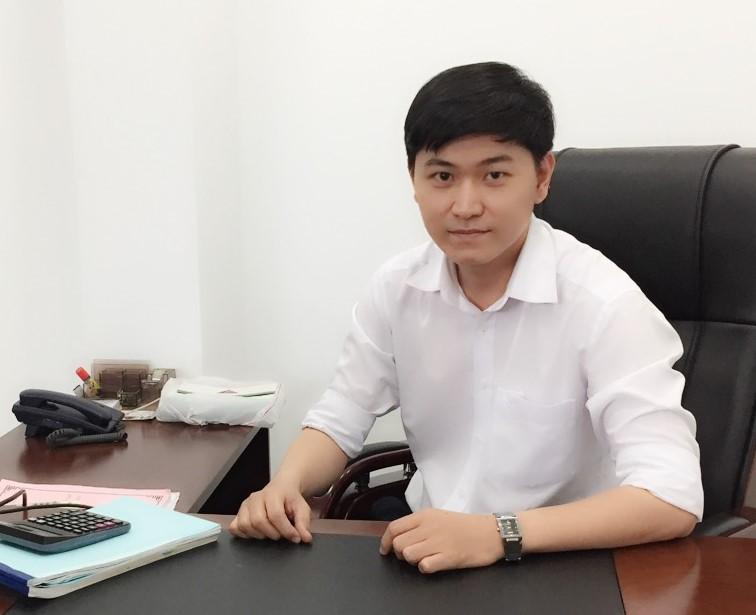 Anh Võ Văn Tiến Danh - Kế toán trưởng - Công ty TNHH SHINE TEAM VIET NAM
