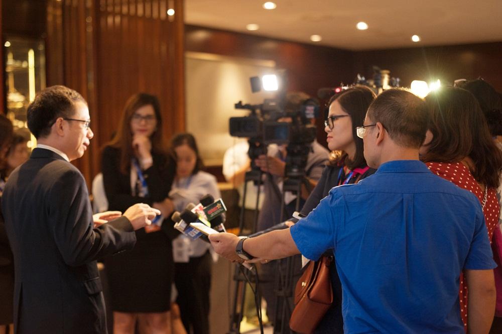 Ông Nguyễn Xuân Hoàng - Phó Chủ Tịch Công ty Cổ phần MISA
