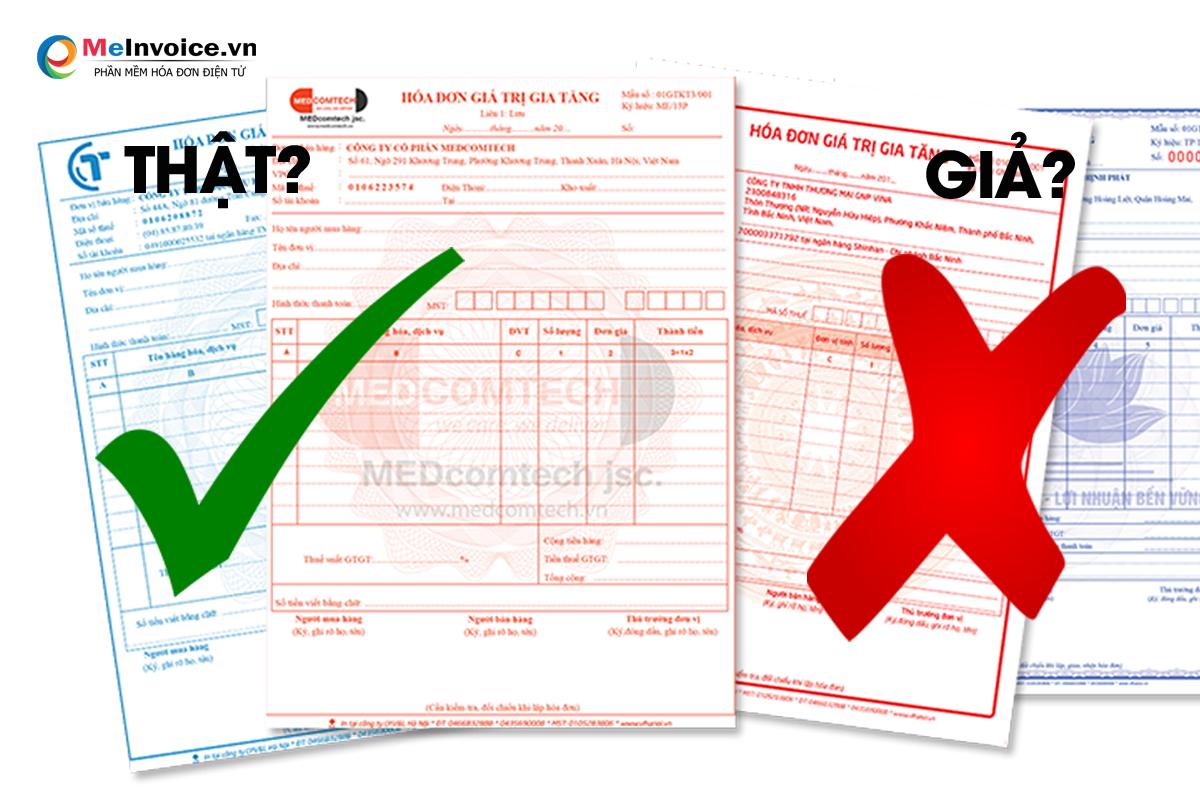 Các biện pháp ngăn chặn tình trạng sử dụng hóa đơn giả cho doanh nghiệp