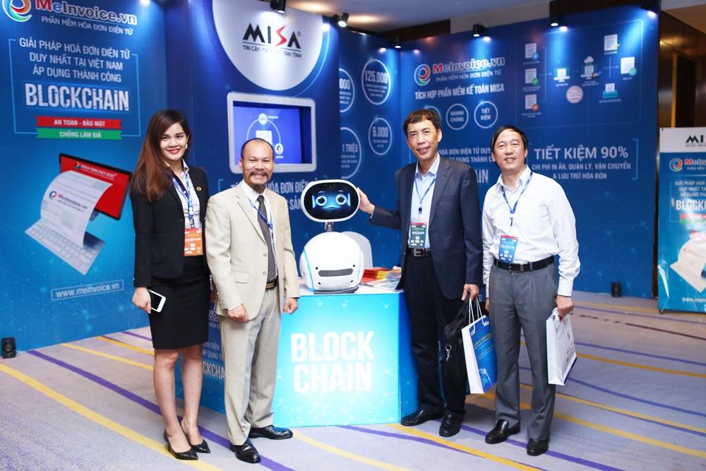 Ông Lữ Thành Long - Chủ tịch HĐQT Công ty Cổ phần MISA