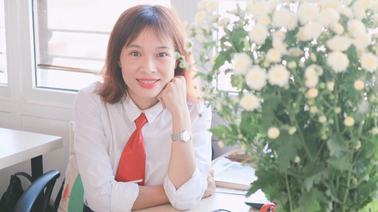 Chị Nguyễn Thùy Dung – Kế toán trưởng Công Ty TNHH Đầu Tư Và Thương Mại Aaa Việt Nam
