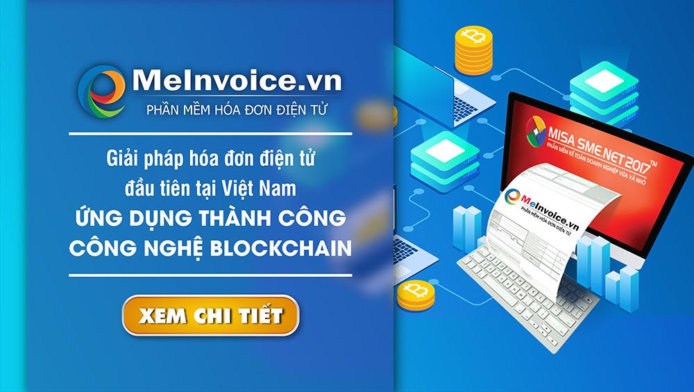 Hóa đơn điện tử MISA meInvoice