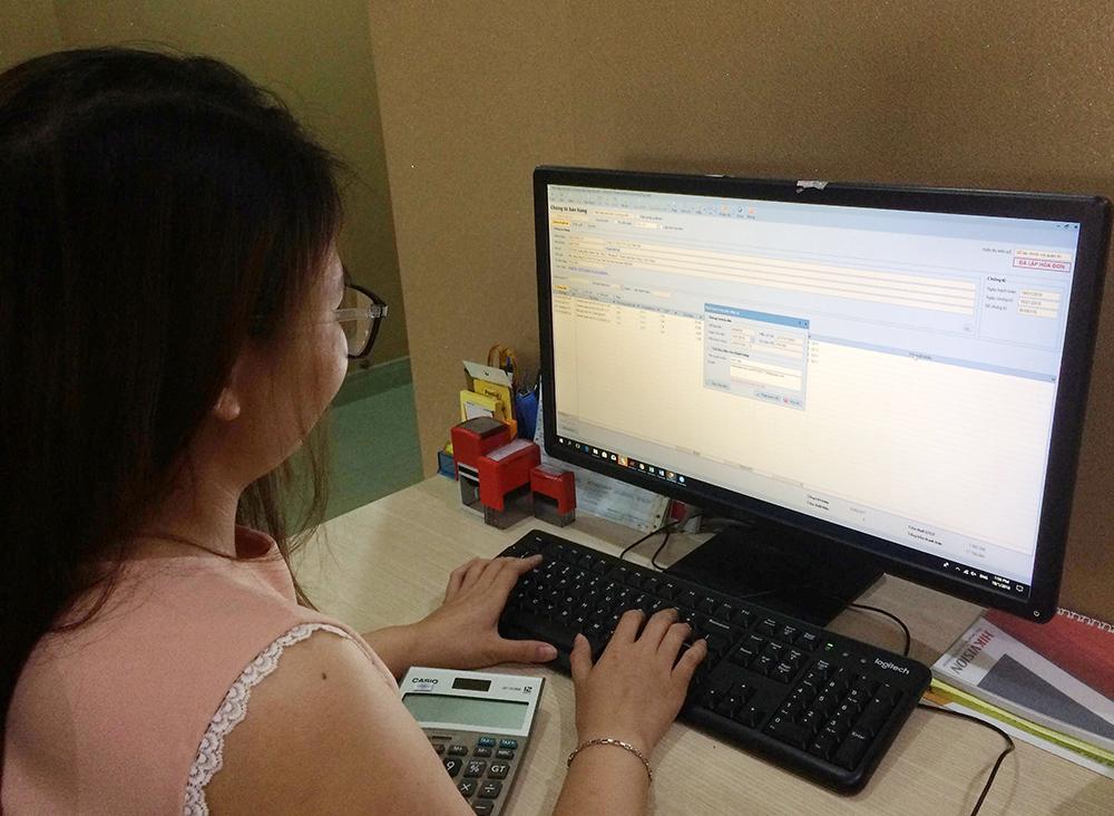 Chị Thu Vân – Kế toán, Công ty TNHH đầu tư và phát triển Phương Việt