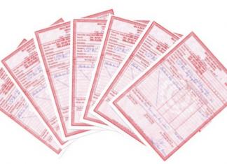 hủy hóa đơn giấy