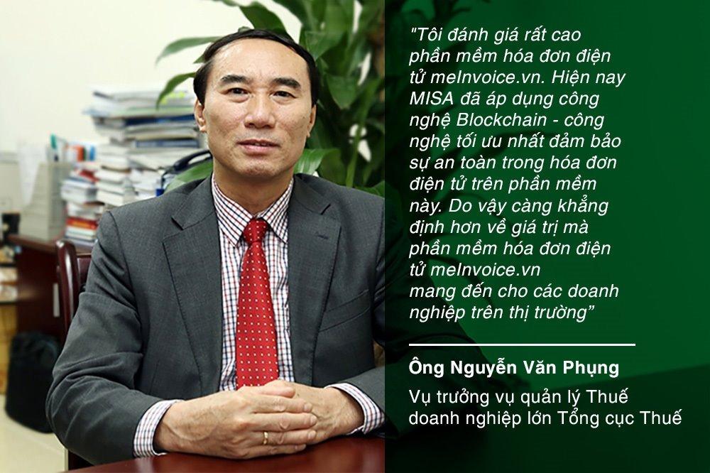 Hóa đơn điện tử - Nguyễn Văn Phụng