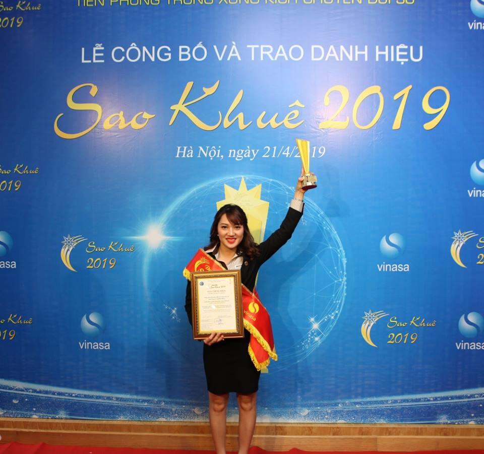 Giải pháp hóa đơn điện tử DUY NHẤT của Việt Nam đạt Giải thưởng SAO KHUÊ