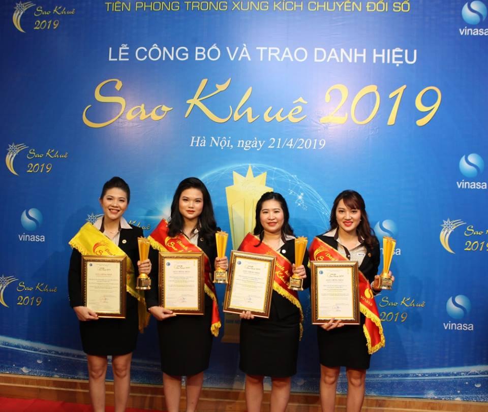 Dành 4 danh hiệu Sao Khuê 2019 - MISA tiên phong ngành công nghệ Việt