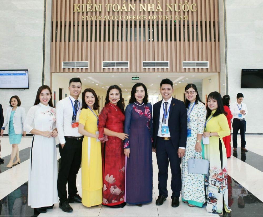 Thứ trưởng Nguyễn Thị Mai chúc mừng MISA 25