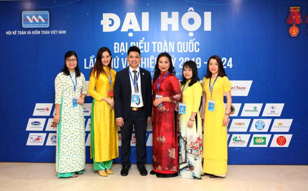Các đại biểu tham dự đại hội của MISA