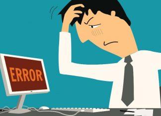 Lỗi khi sử dụng hóa đơn điện tử