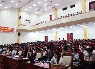 Hội nghị thu hút hơn 400 kế toán/Chủ doanh nghiệp trên địa bàn tỉnh Bắc Giang