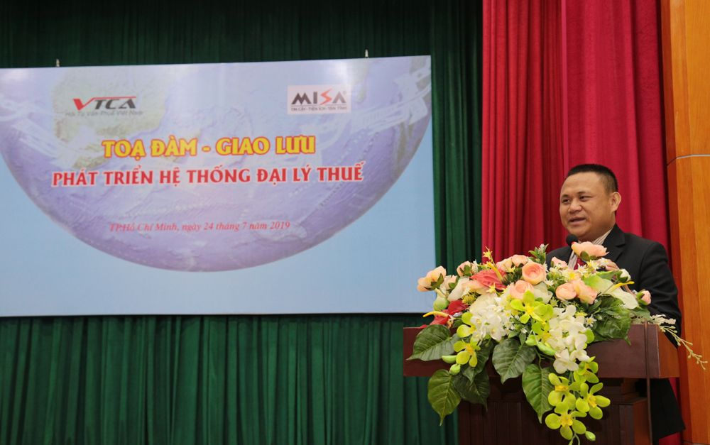 Ông Hồ Đức Hùng – Giám đốc VP Công ty Cổ phần MISA tại TP. Hồ Chí Minh chia sẻ