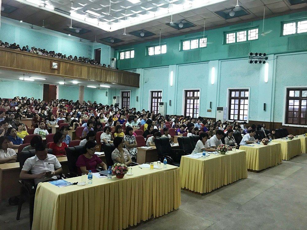 Hội nghị thu hút hơn 450 kế toán/Chủ doanh nghiệp trên địa bàn thành phố Hải Phòng