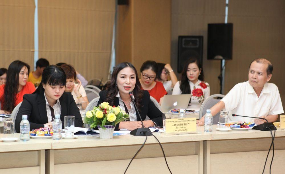 Hội thảo Gỡ nút thắt trong việc triển khai hóa đơn điện tử