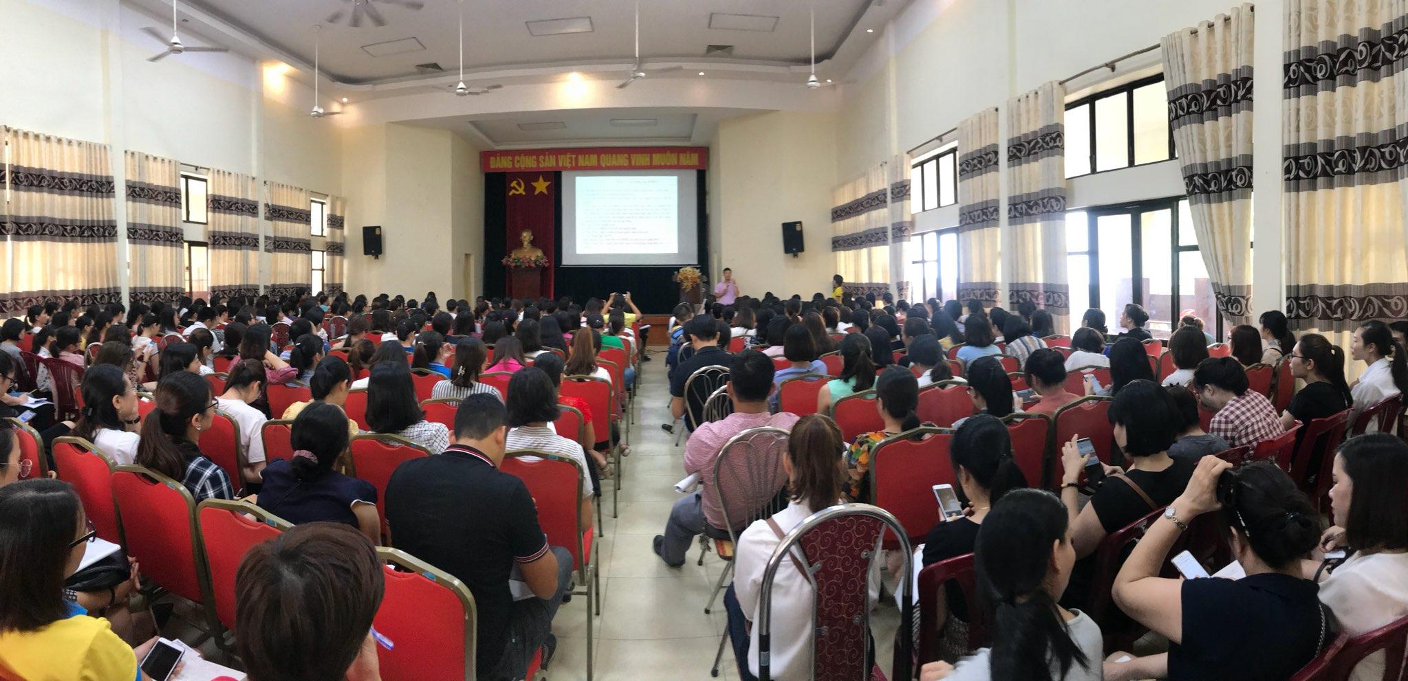 MISA tổ chức chương trình tập huấn hóa đơn điện tử thu hút hơn 400 Doanh nghiệp tại Hải Phòng