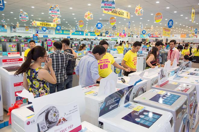 ngành thương mại - phân phối sử dụng nhiều hóa đơn