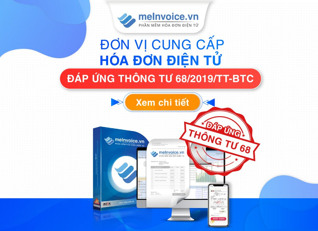 Điều kiện nhà cung cấp hóa đơn điện tử theo Thông tư 68/2019/TT-BTC