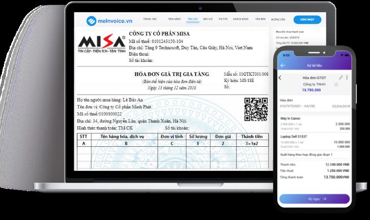 MISA eSign là lựa chọn tốt nhất dành cho doanh nghiệp