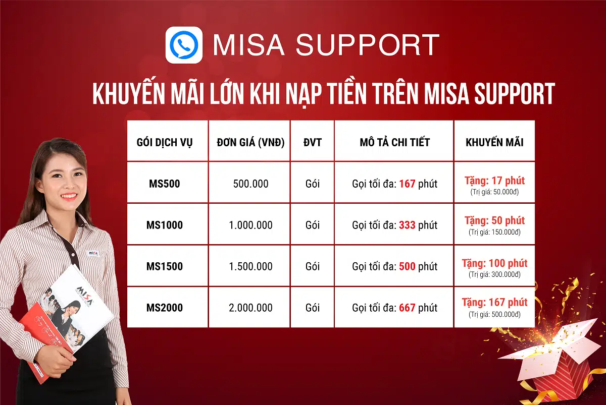 MISA SUPPORT