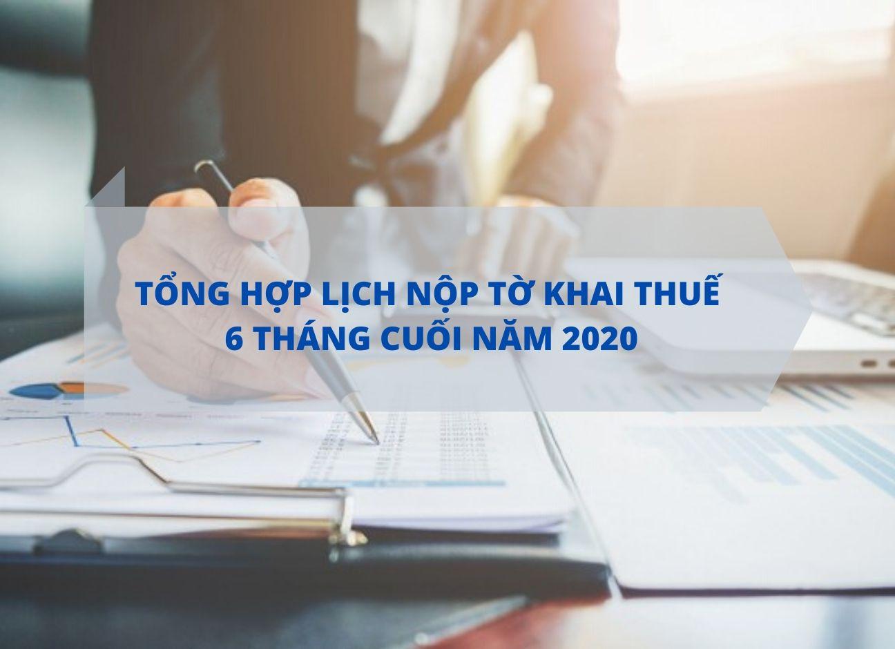 nop to khai thue