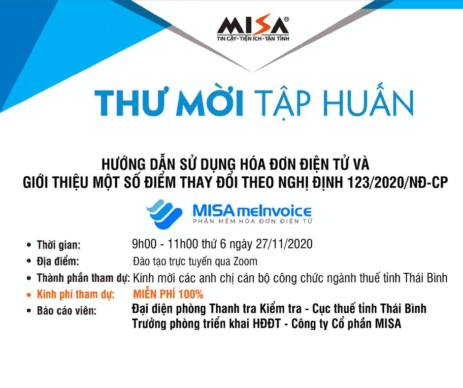 tap huan hoa don dien tu thai binh