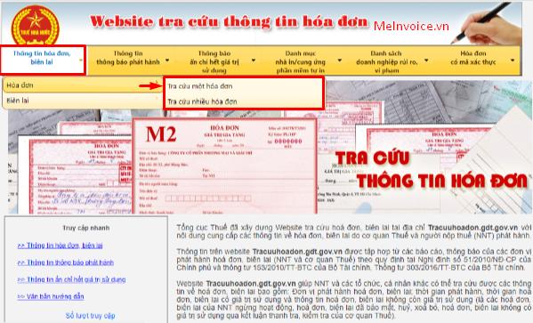 Hướng dẫn cách tra cứu hóa đơn điện tử GTGT hợp pháp?…