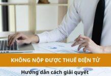 Hướng dẫn từ A-Z các bước nộp thuế điện tử với Tổng cục Thuế